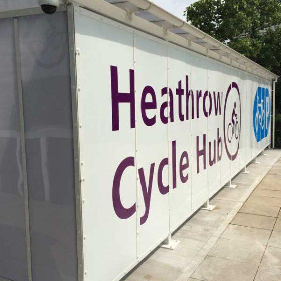 Heathrow Cycle Hub