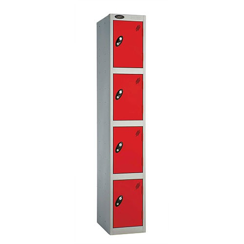 Tall Four Door locker