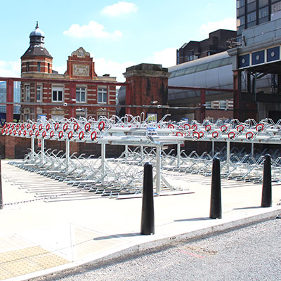 Cyclepods---Waterloo-case-study---Cycle-two-tier-racks--thumb