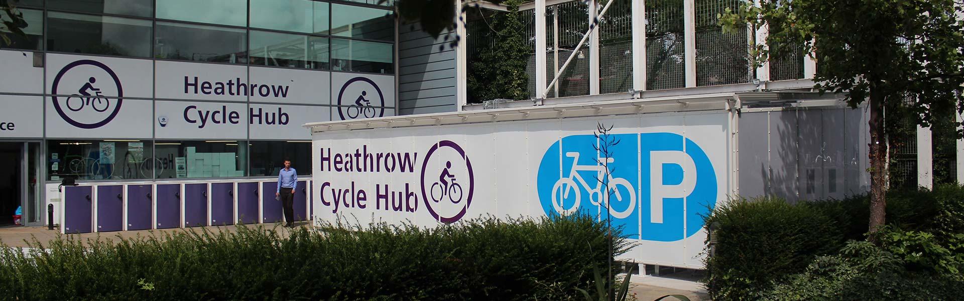Heathrow-Cycle-hub---Cyclepods---1