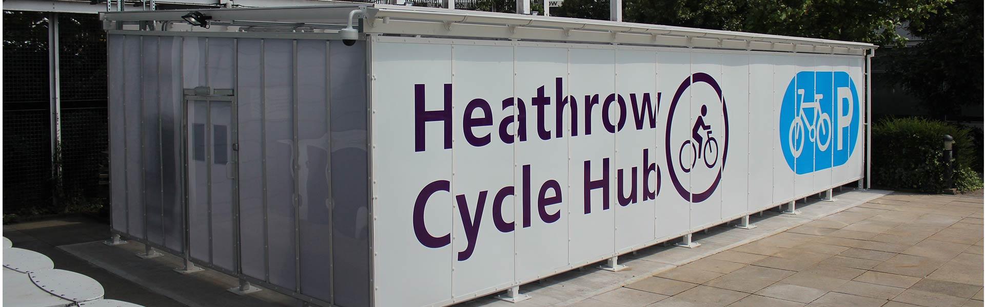 Heathrow-Cycle-hub---Cyclepods---2