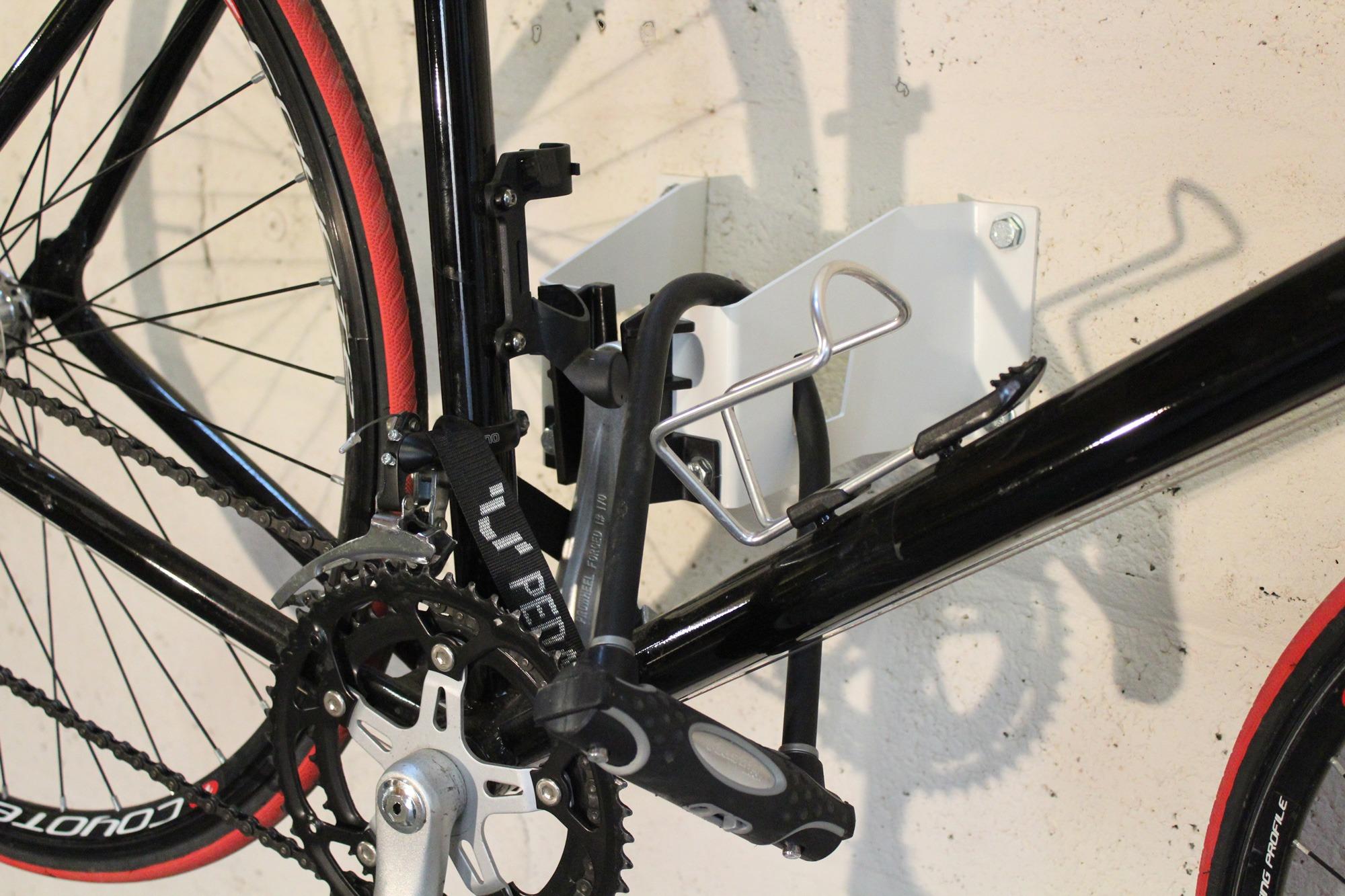 PedalPod with Bike