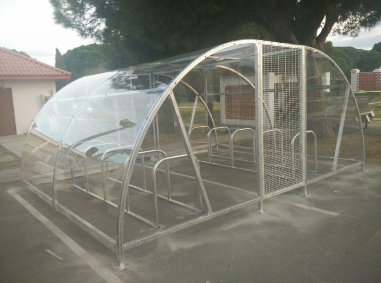 secure bike compound spain