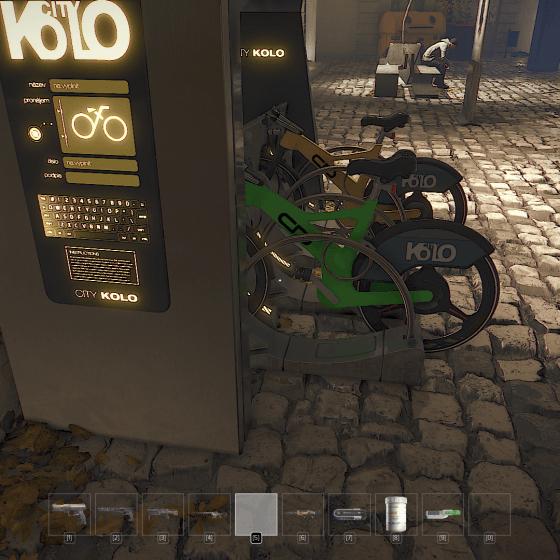 DEUS EX: STREETPODS!