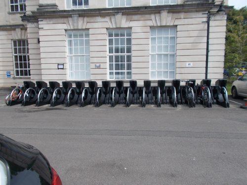 Cardiff University Streetpods