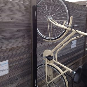 Westerham Vertical Bike Rack