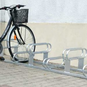 High-low Bike Rack