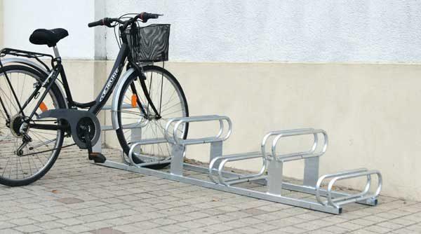 High-low Bike Rack