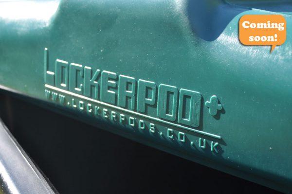 The Lockerpod+ Sold Secure Bronze