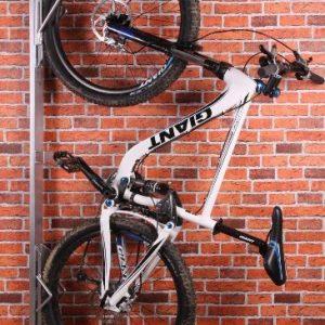 Pivoting Bike Hanger