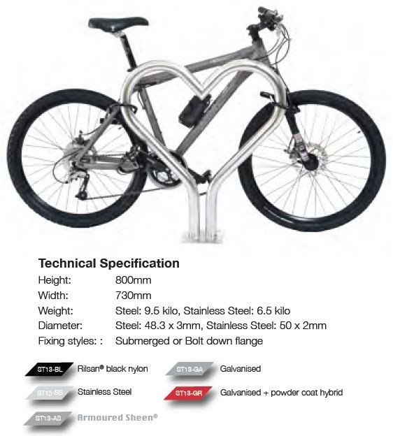 T-Love Bike stand