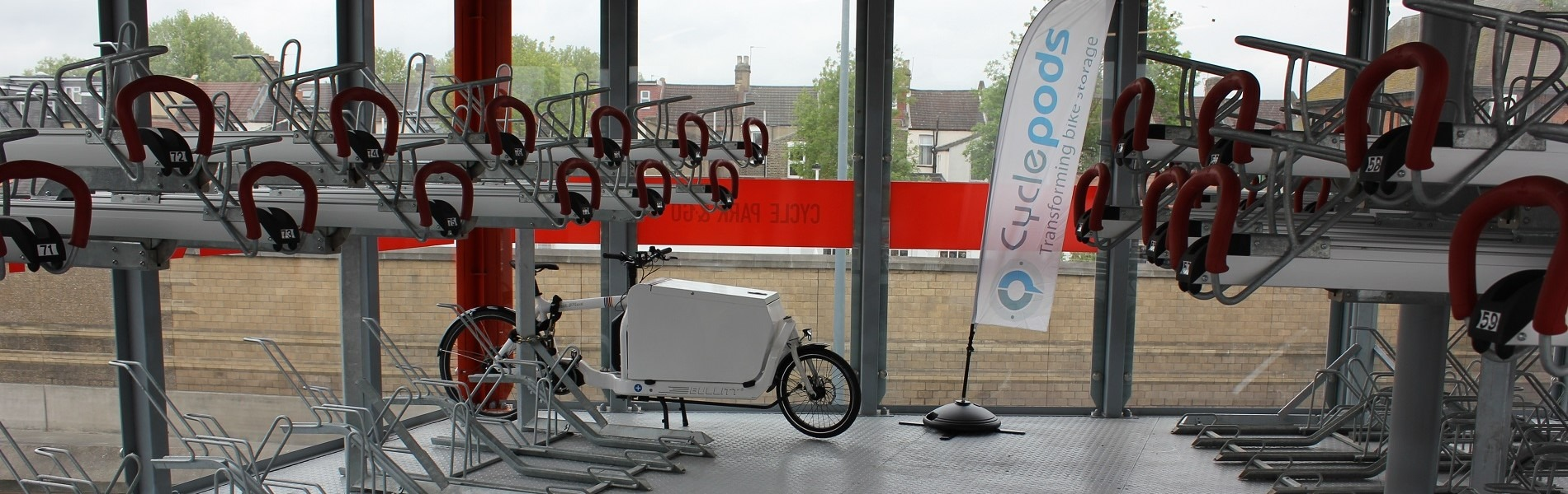 Leyton Cycle Hub
