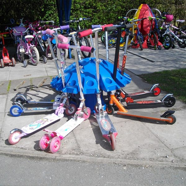 Scooterpods